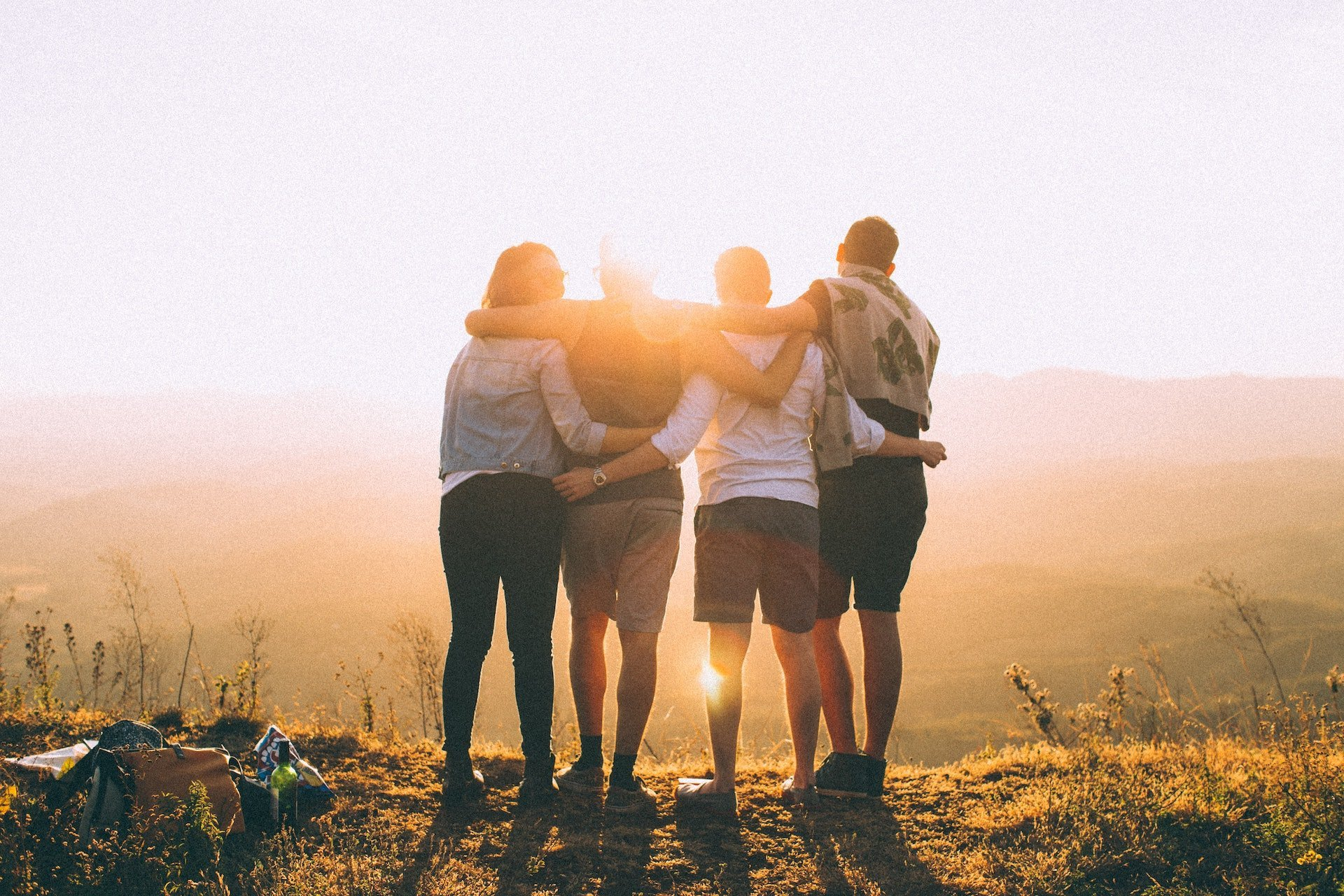 Importance of family and friends