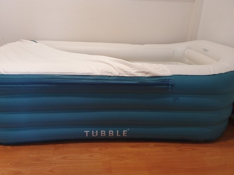 Tubble - The Inflatable Bath Tub Solution