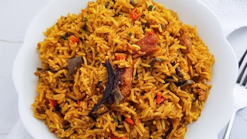 How To Prepare Banga Rice