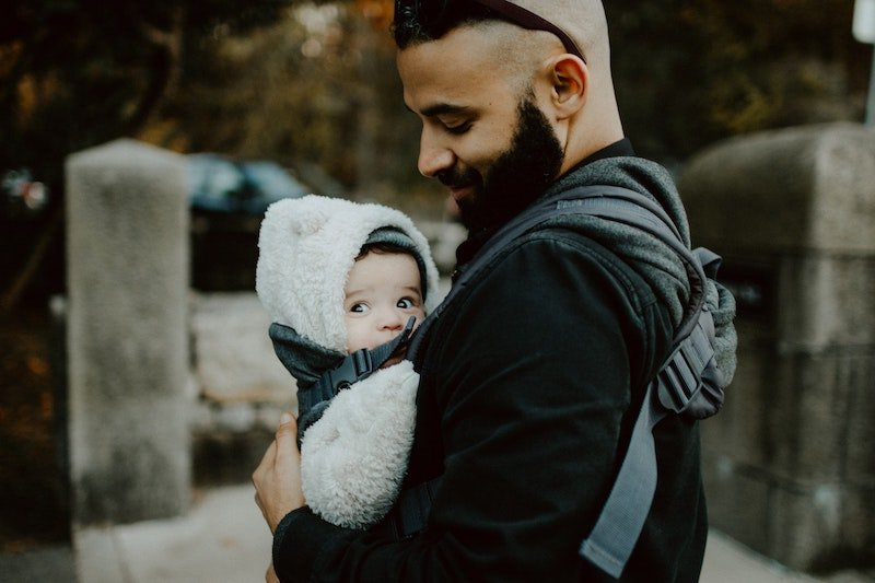 How to Run Errands with a Baby in Tow