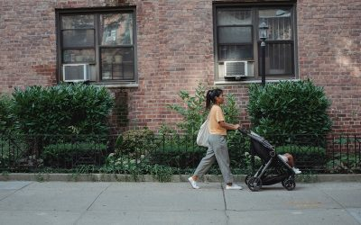 Productive Parenting: How to Run Errands With a Baby in Tow